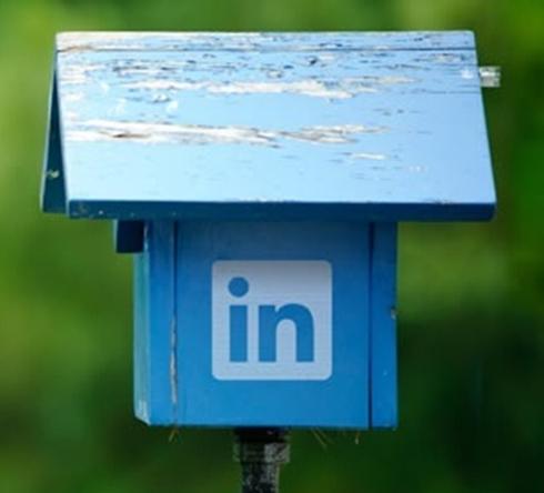 LinkedIn Post Box